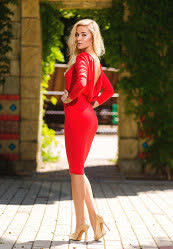 A photo of russian bride Elena from Kharkiv