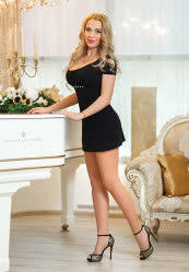 You could see a photo of Viktoria from Kharkiv, 32 yo
