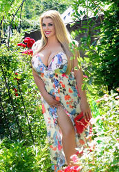 Adorable a photo of Lyudmila from Kharkiv, 39 yo