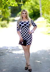 You could see a photo of Lyudmila from Kharkiv, 39 yo