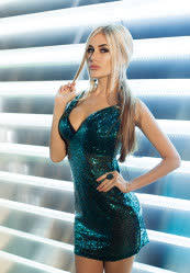 You could see a photo of Anna from Mykolayiv, 25 yo