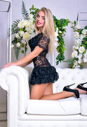 You could see a photo of Darina from Kharkiv