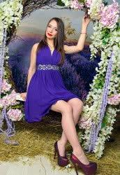 Marvelous a photo of Anastasia from Kharkiv