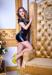 A a photo of Karina from Kharkiv