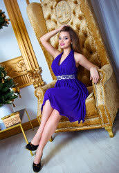 Marvelous a photo of Vitalia from Kharkiv, 22 yo