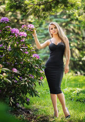 Marvelous a photo of Yanina from Kharkiv, 32 yo