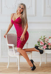 Watch a photo of Yanina from Kharkiv