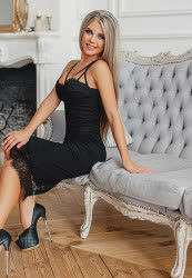 A photo of russian bride Yanina from Kharkiv, 31 yo