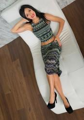 You could see a photo of Anastasia from Mykolayiv, 31 yo