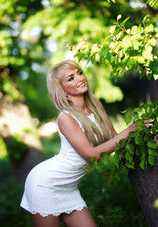 We invite you to browse photo gallery of Olga from Kharkiv, 37 yo