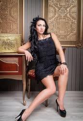 A photo of a hot bride Yana from Mykolayiv, 31 yo