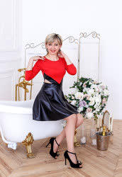 You could see a photo of Liliya from Kramatorsk