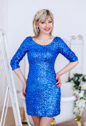 Marvelous a photo of Liliya from Kramatorsk, 53 yo