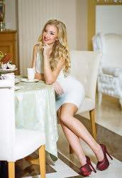 You could see a photo of Anna from Kharkiv, 28 yo