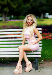 Marvelous a photo of Anna from Kharkiv