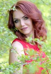 Marvelous a photo of Viktoriya from Gorlovka, 40 yo