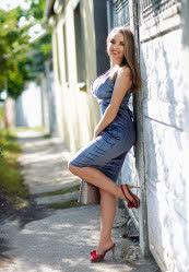 A a photo of Lyubov from Kharkiv, 37 yo