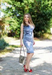 Glorious a photo of Lyubov from Kharkiv, 37 yo
