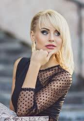 Marvelous a photo of Vladislava from Kharkiv, 29 yo