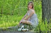 Delightful a photo of Alina from Nikolaev