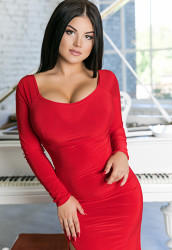 A photo of ukrainian bride Lyudmila from Kiev, 18 yo