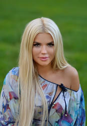 A photo of a hot bride Svetlana from Kharkiv, 30 yo