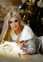 Marvelous a photo of Svetlana from Kharkiv, 29 yo