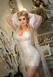 A photo of a hot bride Svetlana from Kharkiv