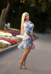 Delightful a photo of Svetlana from Kharkiv