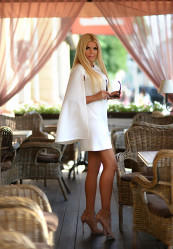 We invite you to browse photo gallery of Svetlana from Kharkiv, 30 yo