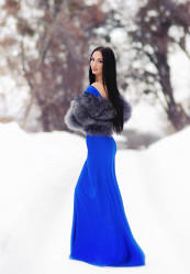 A photo of a hot bride Ekaterina from Kharkiv