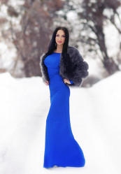You could see a photo of Ekaterina from Kharkiv, 30 yo