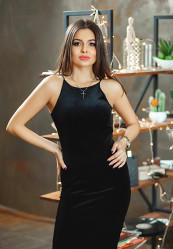 You could see a photo of Victoria from Kharkiv, 28 yo