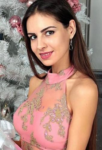 Photo of best russian bride Yulia ID: 544434, 29 yo