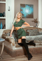 You could see a photo of Darina from Kiev, 26 yo