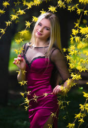 Marvelous a photo of Valeriia from Odesa
