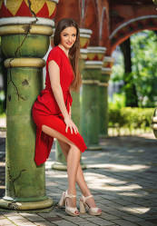 Adorable a photo of Alisa from Kharkiv, 27 yo