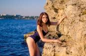 A a photo of Ekaterina from Nikolaev, 18 yo