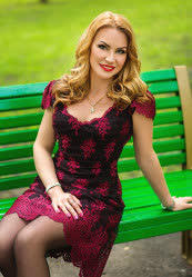 Adorable a photo of Yana from Kharkiv, 39 yo