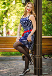 A a photo of Yana from Kharkiv, 39 yo