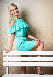 A photo of a hot bride Tatyana from Mykolayiv, 37 yo